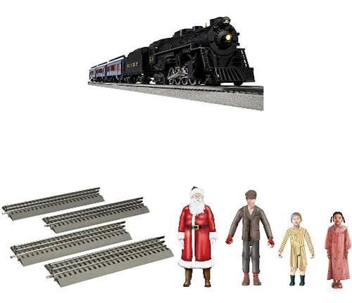 Lionel The Polar Express - Juego De Tren Eléctrico Con