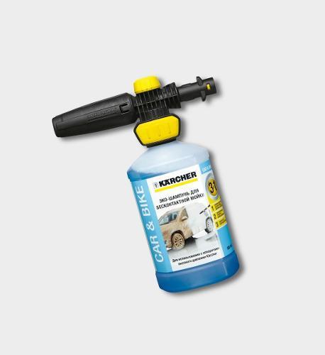 Boquilla De Espuma Fj 10 C + Ultra Foam Cleaner Karcher