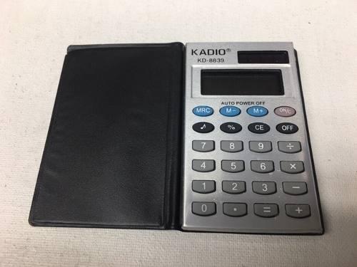 Calculadora Electrónica De Bolsillo Kadio Kd- Digitos