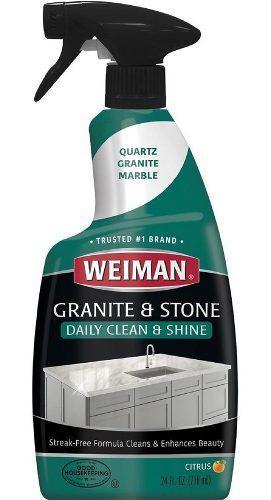 Limpiador De Granito Y Piedra Weiman 710ml