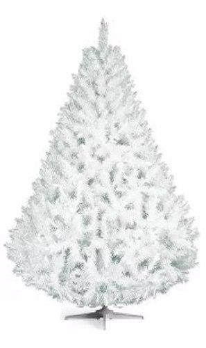 Pino Arbol De Navidad Navideño Royal Canada Blanco 2.50 Mts