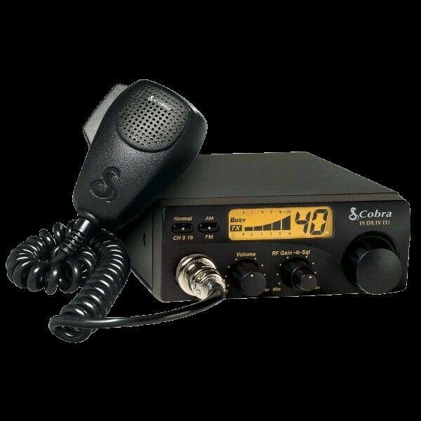 Radio cobra 19