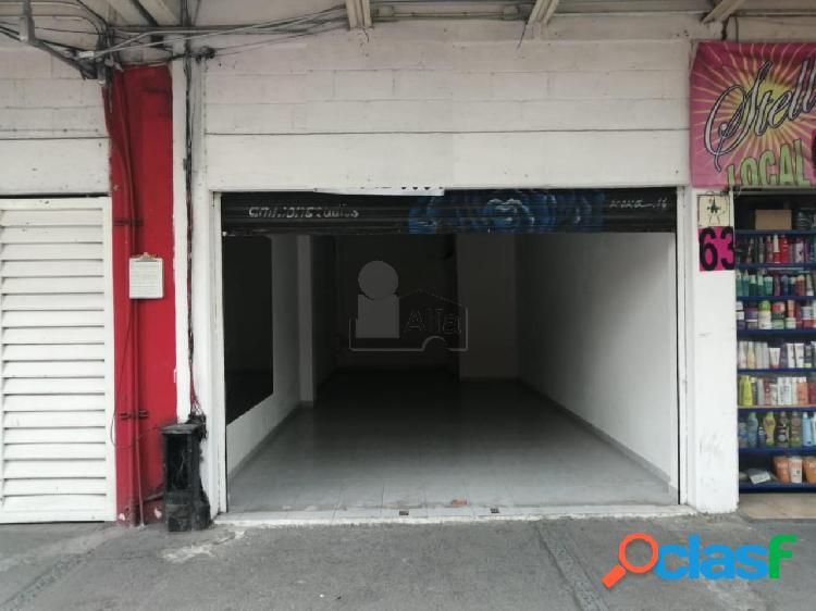 local comercial en renta en plaza comercial colonia