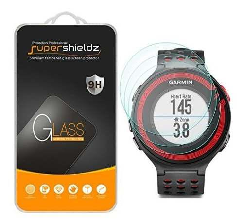 3pack Supershieldz Para Garmin Forerunner 220 225 230 235 62
