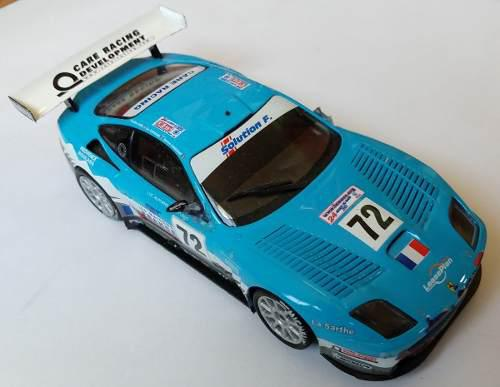Auto Scalextric The Digital System X Ferrari 550 Maranello