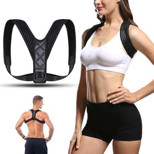 Corrector De Postura Y Soporte Espalda Para Mujeres Hombres