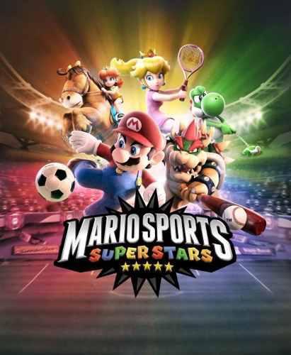 Mario Sports Super Stars Para Nintendo 3ds Original Sellado