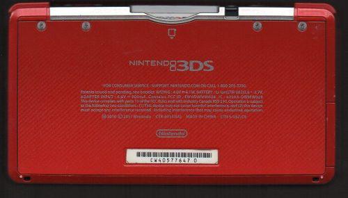 Nintendo 3ds / Con Juego Super Mario 3d Land & Memoria 2 Gb