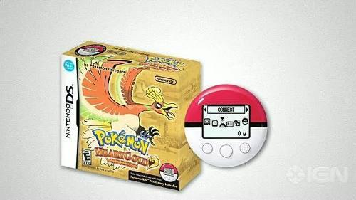 Pokemon Heartgold Version, Nintendo Ds. Nuevo Y Sellado