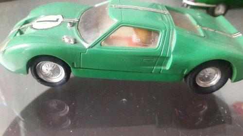 Scalextric Exin Mexico Ford Gt
