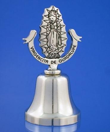 Campana Virgen De Pie Caricatura