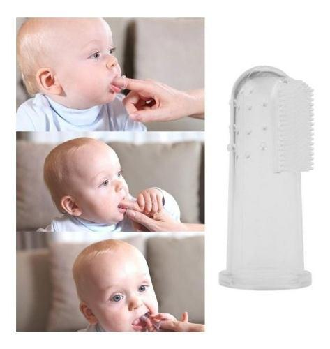 Cepillo De Dientes Encías Bebe Pediátrico