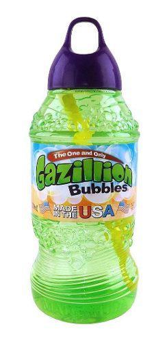 Liquido Solucion Para Hacer Burbujas Gazillion 2 Litros