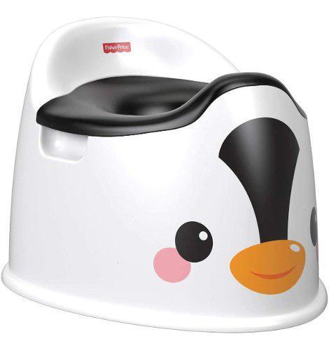 Mi Primera Bacinica Pingüino Fisher Price Entrenador De