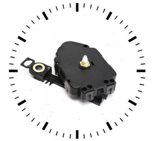 Péndulo De Repuesto Para Reloj De Cuarzo, Mecanismo De