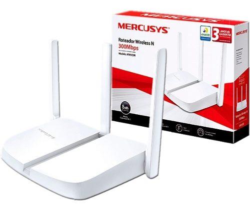 Router Inalambrico Tp Link Mercusys Mw305r 3 Antenas Wisp
