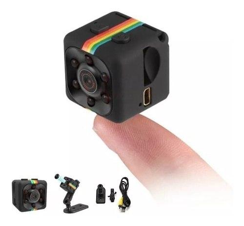 Mini Camara Espia Fullhd Fotos Y Video, Detector De Movimien