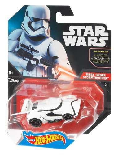 Retromex Hot Wheels Firts Order Stormtrooper #21