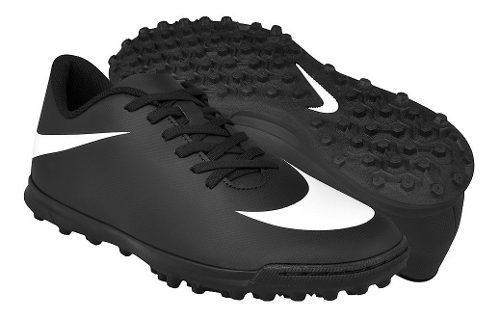 Tenis De Fútbol Para Caballero Nike 844437001 Negro