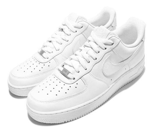 Tenis Nike Air Force 1 ´07 Blanco Originales Nuevos En Caja