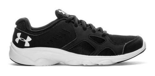 Tenis Under Armour Bgs Pace Run Mujer Correr Deporte Gym