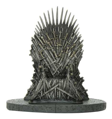 Version Miniatura Del Trono De Hierro Game Of Thrones 18 Cm