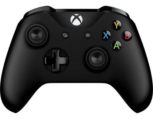 Control Xbox One S Microsoft Inalambrico Negro Original /u