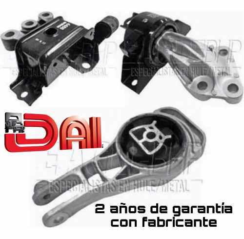 Kit De Soportes Para Motor Y Transm. Sonic Aut. Marca Dai