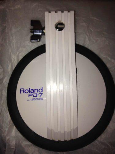 Pad Roland Pd7 Doble Zonda
