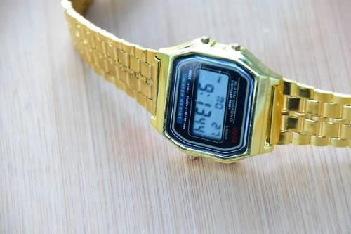 Reloj Mayoreo A168 Incluye 50 Piezas