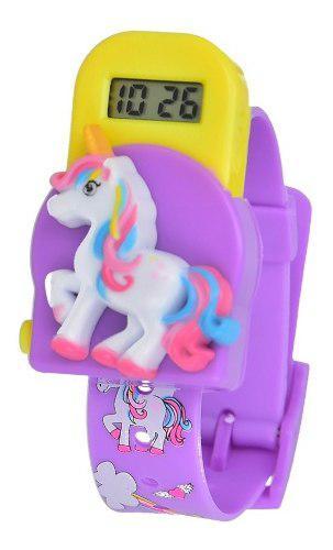 Reloj Niña Unicornio Cute Fiesta Infantil Regalo Fiest