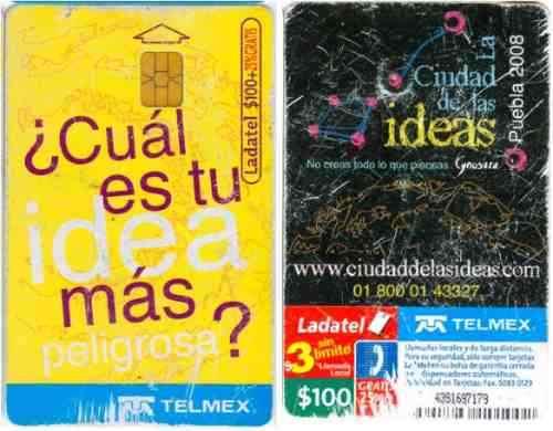 Tarj Telefonica Cual Es Tu Idea Mas Peligrosa Puebla