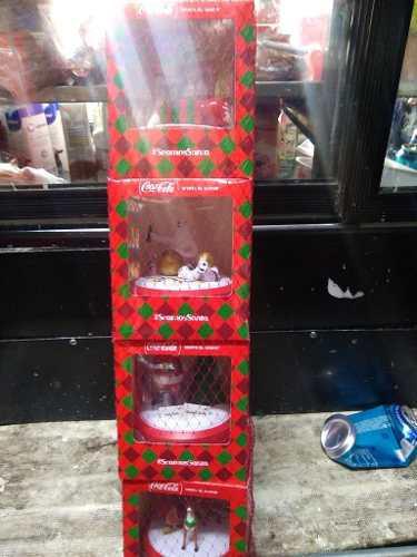 Cajas Musicales Navidad Coca Cola 2019 $120c/u