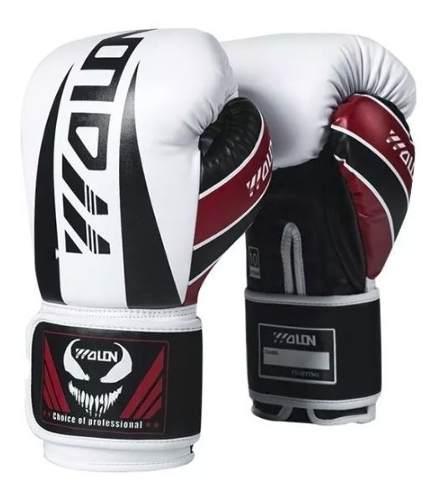 Guantes Wolon Venom Ultr Box Boxeo Muay Thai Kick Boxing Mma
