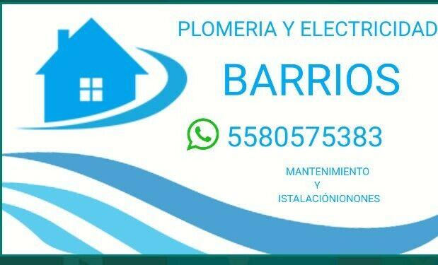 Plomeria y electricidad barrios