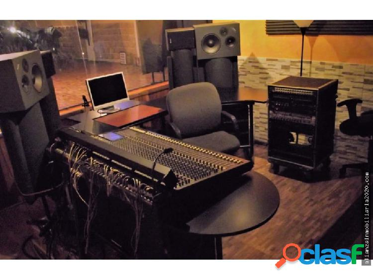 Renta de Estudio de Produccion Audio y Video