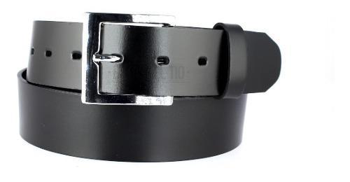 Cinturon Piel Grasso Hombre Vestir Vaqueta Recuperada Cinto