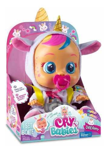 Dreamy Bebes Llorones Cry Babies Baby Lágrimas Chilloncitos