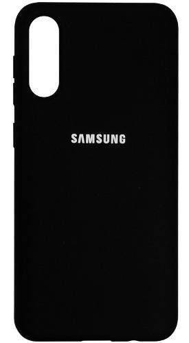 Funda Silicon Suave Samsung Galaxy A50 Mica Cristal Templado
