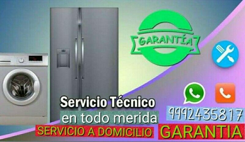 OFRESCO MIS SERVICIOS TECNICO EN REPARACION Y MANTENIMIENTO