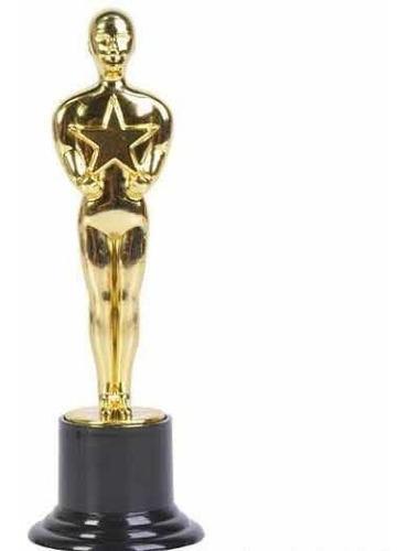 10 Estatuilla De Oscar Premio Trofeo Hollywood