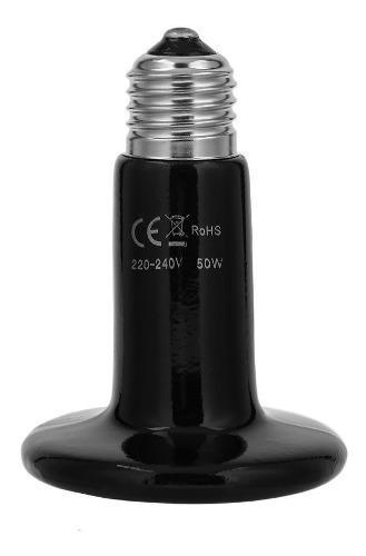 25w/50w/100w Cerámica Emisor De Calor Bombilla De Luz De La
