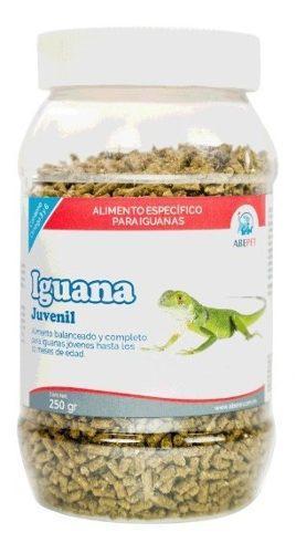 Alimento Para Iguana De 250 Gr
