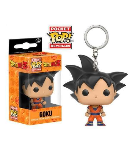 Funko Pop Llavero Keychain Dragon Ball Z Goku