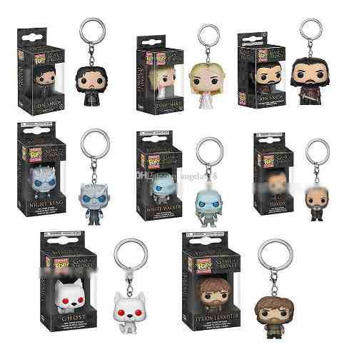 Llaveros Funko Pop Game Of Thrones