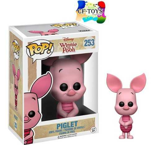 Puerquito Piglet Funko Pop Serie Winnie The Pooh Oferta Cf