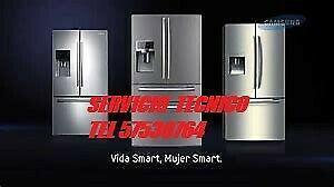 Reparación de refrigeradores Samsung inverter
