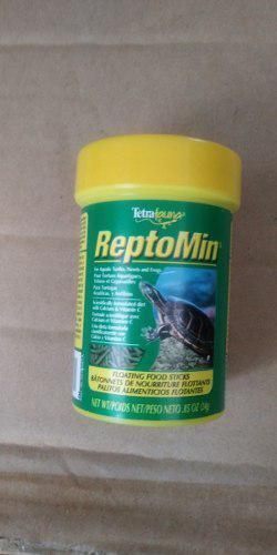 Tetra Reptomin Sticks 24 Gr 0.85 Oz Alimento Tortuga