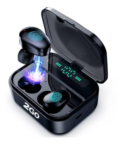 Audifonos Manos Libres Bluetooth 5.0 Tws Base Carga