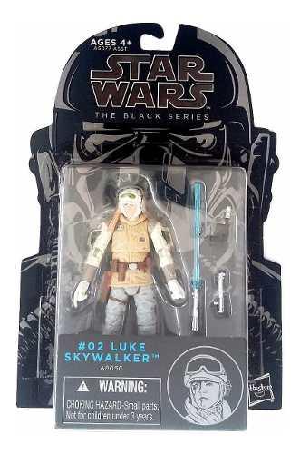 #02 Luke Skywalker Hoth Star Wars The Black Series 3 3/4